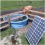 Φωτοβολταϊκό σύστημα άντλησης νερού για πότισμα ζωών  PS200HR-07