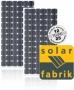 Φωτοβολταϊκό Πάνελ SOLAR FABRIK 190Wp