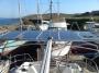 1025Wp Φωτοβολταϊκό σύστημα για ιστιοφόρο σκάφος 5,2KWh/ημέρα