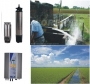 Άντληση νερού με φωτοβολταϊκά για πλημμύρισμα καλλιεργειών