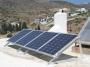 Αυτόνομο φωτοβολταϊκό σύστημα 400Wp 2KWh/ημέρα