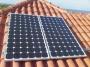 Αυτόνομο φωτοβολταϊκό σύστημα 260Wp 1,3KWh/ημέρα